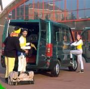 Wakacyjna linia turystyczna do Chorwacji od drzwi do drzwi przejazd transport