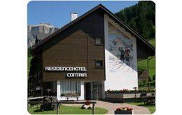Contrin Residence Włochy - Alta Valtellina Freeski Canazei