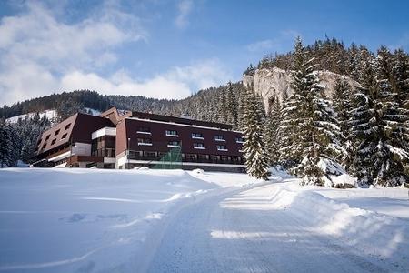 Repiska*** Hotel Wellness - Słowacja - Niskie Tatry - Demianowska Dolina - Chopok - Jasna