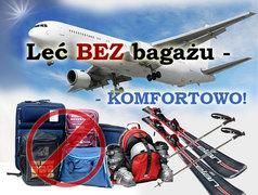 Alpejska linia lotnicza z Warszawy BGY2 do Włoch z transferem do hotelu i transferem bagażu (40kg) z WAW