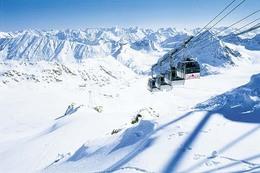 Pitztal - wyjazd na lodowiec - oferta sezonowa - Austria - Lodowiec Pitztal