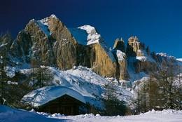Skibus Val di Fassa & Alta Badia - przejazd na narty w dwie strony (Włochy)