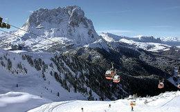 Skibus Południowy Tyrol - przejazd w dwie strony (Włochy) Val Gardena