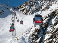 Skibus Pitztal - przejazd w dwie strony Pitztal (Austria)