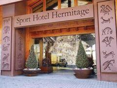 Sport Hotel Hermitage & SPA***** Andora, przelot z Poznania, karnet narciarski w cenie POZ