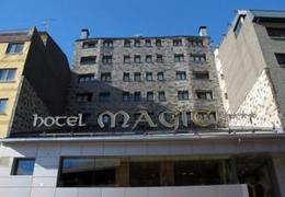 Hotel Magic Pas **** Andora, przelot z Warszawy, karnet narciarski w cenie WAW