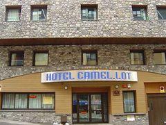 Hotel Camel•lot *** Andora, przelot z Warszawy, karnet narciarski w cenie WAW