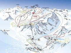 Lodowiec Pitztal - przejazd w dwie strony (Austria) 1 dzień urlopu 3 dni na nartach