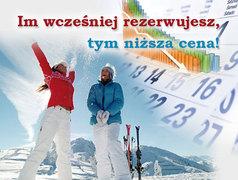Alpejska linia lotnicza Wrocław Włochy z transferem do hotelu i transferem bagażu (40kg) BGY WRO
