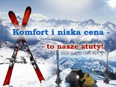 Alpejska linia lotnicza Kraków Włochy z transferem do hotelu i transferem bagażu (40kg) BGY KRK