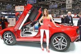 Międzynarodowe Targi Motoryzacyjne Salon Genewa 2017 - Sttutgart - Lucerna