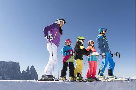 Skibus Alpe di Siusi - przejazd na narty w dwie strony Południowy Tyrol (Włochy)