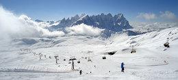 Skibus San Tree Valli - przejazd na narty w dwie strony (Włochy)