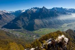 Skibus Valchiavenna - przejazd na narty w dwie strony (Włochy)