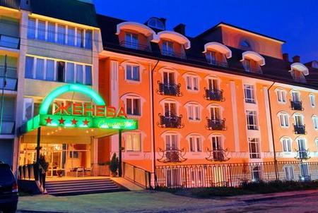 Geneva Sanatorium - Ukraina - Truskawiec - pobyty wczasowe i lecznicze