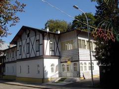 Wiktoria Willa - Ukraina - Truskawiec - pobyty wczasowe i lecznicze