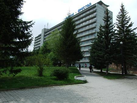 Sanatorium Kristal - Ukraina - Truskawiec - pobyty sanatoryjne