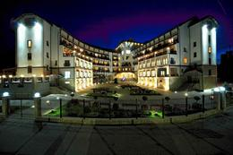 Chale Graal Hotel**** Sanatorium - Ukraina - Truskawiec - pobyt