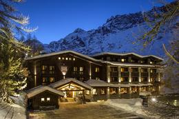 Hermitage***** - Włochy - Dolina Aosta - Cervinia - Breuil - Zermatt
