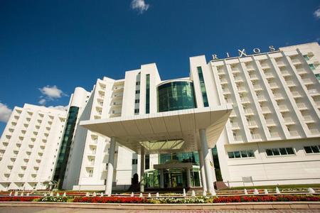 Rixos***** ze śniadaniami - najlepszy hotel w Ukrainie - Truskawiec