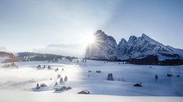 Adler Mountain Lodge - Włochy - Dolomity - Południowy Tyrol - Saiser Alm