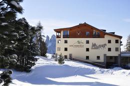 Steger-Dellai**** - Włochy - Dolomity - Południowy Tyrol - Saiser Alm