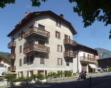 Compagnoni Casa- Włochy - Alta Valtellina - Bormio - termy Bormio