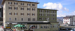 Perego Hotel Górski - Włochy - Alta Valtellina - Passo Stelvio - Lodowiec latem we Włoszech