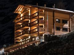 La Cresta*** - Włochy - Aosta - Breuil Cervinia - w kierunku Matternhorn i Zermatt
