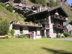 La Garde - Włochy - Aosta - Breuil Cervinia - w kierunku Matternhorn i Zermatt