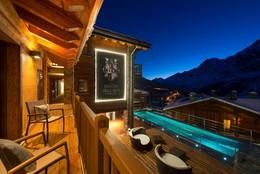 Principe delle Nevi**** - Włochy - Aosta - Breuil Cervinia - w kierunku Matternhorn i Zermatt