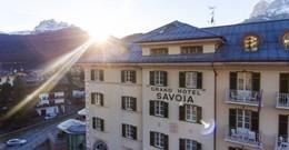 Savoia***** Grand Hotel - Włochy - Dolomity - Cortina d'Ampezzo