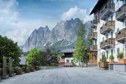 Serena*** - Włochy - Dolomity - Cortina d'Ampezzo