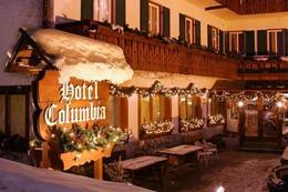 Columbia*** - Włochy - Dolomity - Cortina d'Ampezzo