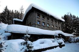 Eden Chalet - Włochy - Aosta - w kierunku Mont Blanc - La Thuile
