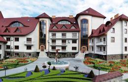 Dianna Sanatorium Kompleks - Ukraina - Uzdrowisko - Schodnica
