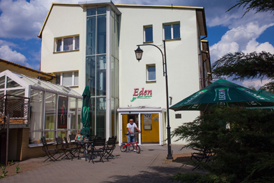Sanatorium uzdrowiskowe EDEN - turnusy rehabilitacyjne Ciechocinek