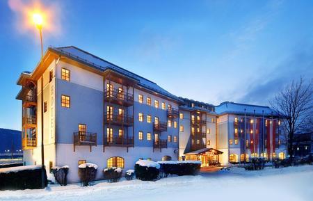 Alphotel**** Austria - z karnetem narciarskim SKISAFARI Innsbruck