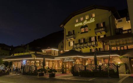Cevedale*** - Włochy - Val di Sole - Cogolo di Peio