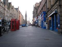 Kurs języka angielskiego, Edynburg, od 16 lat (WBE12)