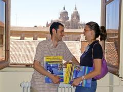 Kurs języka hiszpańskiego, Salamanca w Hiszpanii, wiek od 14 lat (HI01)