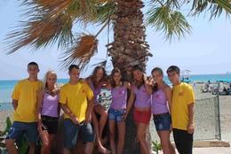 Obóz angielskiego dla młodzieży w Limassol na Cyprze (6-18 lat), wylot z Warszawy