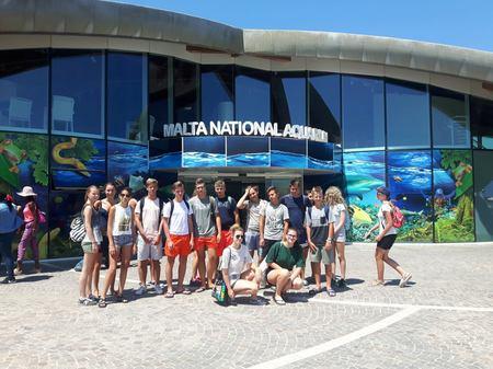 Obóz języka angielskiego na Malcie PRESTIGE, Salina Bay, rodziny, 13-17 lat
