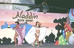 Фотографии отеля Отель Aladdin Beach Resort 4* Хургада Египет.