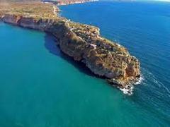 мыс Калиакра - жемчужина северного болгарского Черномория.